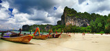 Krabi - Thailand, Railay beach