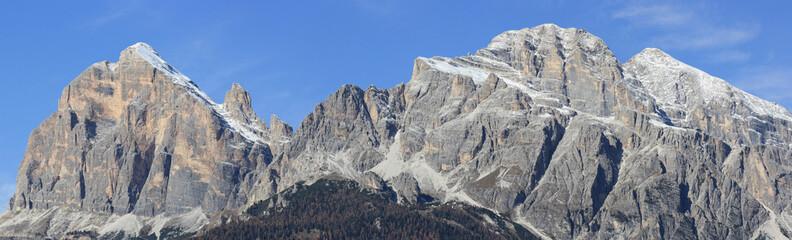 Dolomiti Mountains, Tofane di Rozes