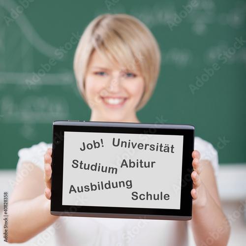 abitur, studium, job