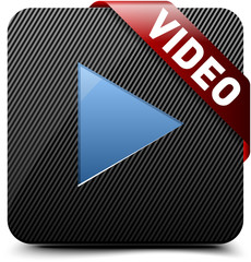 Carbon Video button
