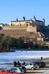 Würzburg im Winter 03
