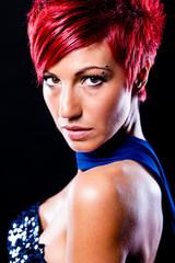 Serie Portrait Galina
