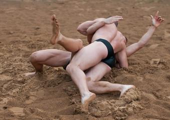 Wrestling models