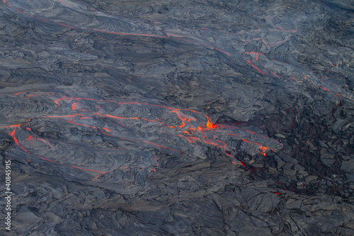 lava flow (Hawaii) - 40845915