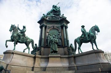 Maria-Theresa Monument, Vienna