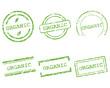 Organic Stempel