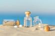 Sommer am Meer, Strand, Urlaubserinnerungen, Reisezeit