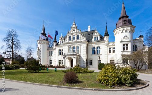Palast im neoklassizistischem Stil