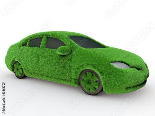 schadstoffarmes Fahrzeug