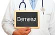 Demenz - Arzt Diagnose