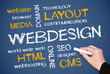 WEBDESIGN - Business Concept