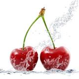 Fototapeta wiśnie - wiśnia - Owoc