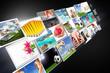 Streaming multimedia widescreen