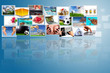Streaming multimedia widescreen.