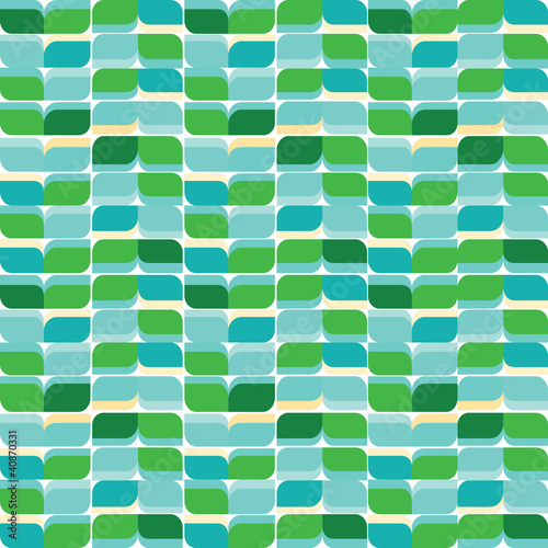 Digital abstract seamless pattern
