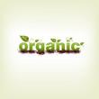 Organic Schriftzug