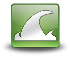 "Green 3D Effect Icon ""Tsunami"""