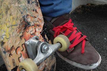 Tests Skateboarding - 003