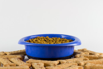 Dog Food and Bones