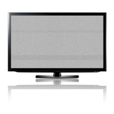 Led or lcd tv with noise
