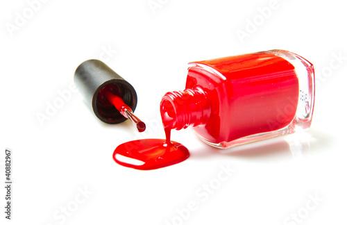 smalto rosso - 40882967