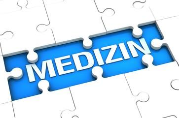 medizin puzzle