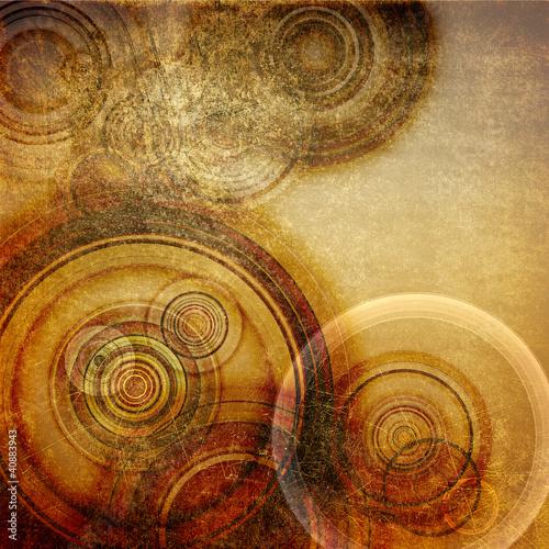 Fototapeten,grunge,papier,textur,kreis logo