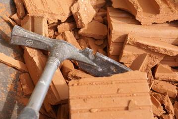 Hammer - bauen