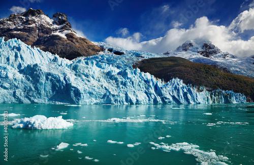 Spegazzini Glacier, Argentina