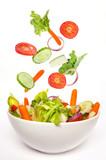 Fototapety knackiger Salat
