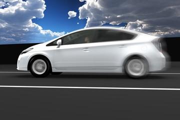hybrid car ハイブリッドカー