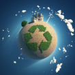 planet of recycling