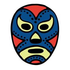 Wrestling Mask Lucha Libre