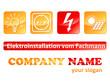 Elektrobetrieb - Firmenzeichen
