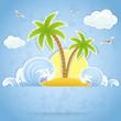Fototapeten,tropisch,insel,strand,sommer