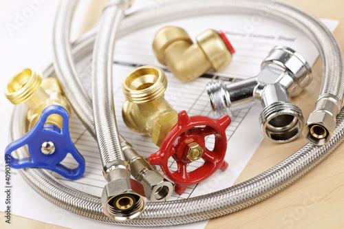 Plumbing parts - 40903399