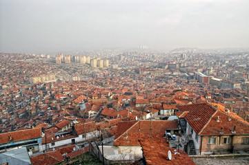 Ankara Cityscape, Turkey