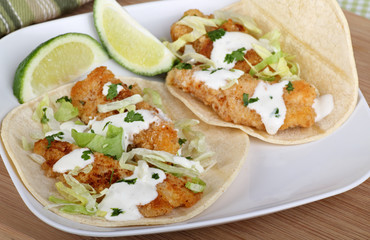 Two Fish Tacos