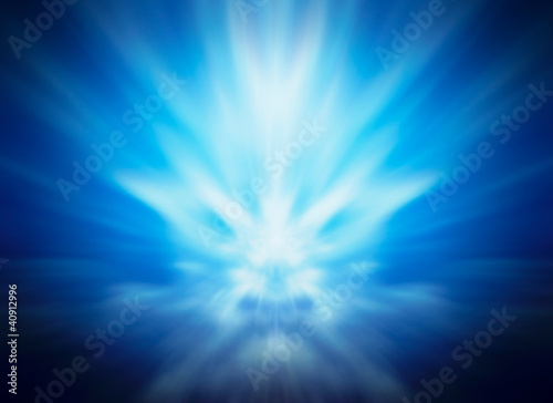 Abstract Ray of Light