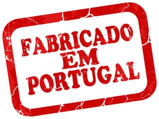 fabricado em portugal
