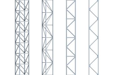 seamless steel girders