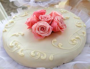 Torta nuziale,particolare