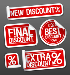 Best discount sale stickers