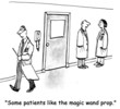 Doctor Tries to Make Patients Hopeful