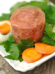 Carne in scatola - Canned meat