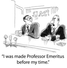 Professor Emeritus