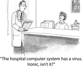 Hospital Computer System