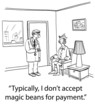Payment for Doctor's Services