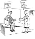 A Lawyer Considers Suing a Doctor