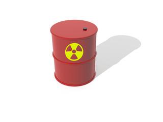 Barril de uranio